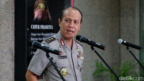Direktur Narkoba Polda Bali Ditangkap, Diduga Lakukan Pemerasan dan Sunat Anggaran
