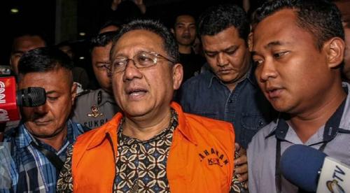 Sidang Paripurna DPD Copot Irman Gusman