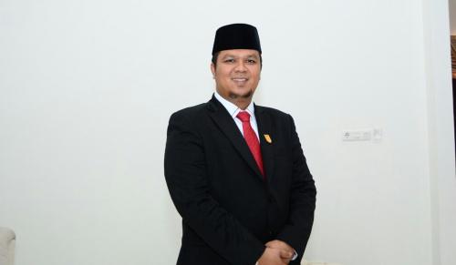 Sudah Terima Salinan SK dari DPP Golkar, Andi Putra Sah Ketua DPRD Kuansing Keduakalinya