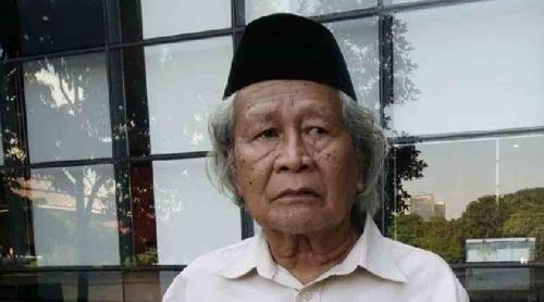 Kata Ridwan Saidi: Ahok Durhaka, Dunia Mengutuk Dia