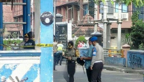 Diserang Saat Atur Lalu Lintas, Kapolsek Tangerang Terluka Parah, Tusukan Mengenai Torak Jantung