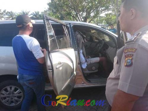 Geger! Firzha Ditemukan Tewas dengan Leher Dililit Lakban di Mobil yang Parkir di Bandara SSK II Pekanbaru
