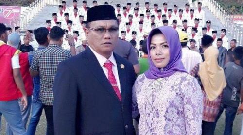 Diduga Ini Motif Istri Ketua DPRD Bunuh Suami di Rumah Dinas Malam Hari