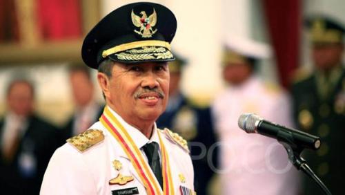 Gubernur Riau Apresiasi Langkah Polda Tembak Mati Dua Bandar Narkoba di Dumai