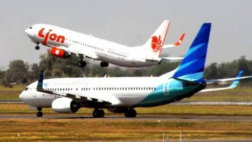 Selain Garuda dan Sriwijaya, Kemenhub Juga Temukan Pesawat Lion yang Retak