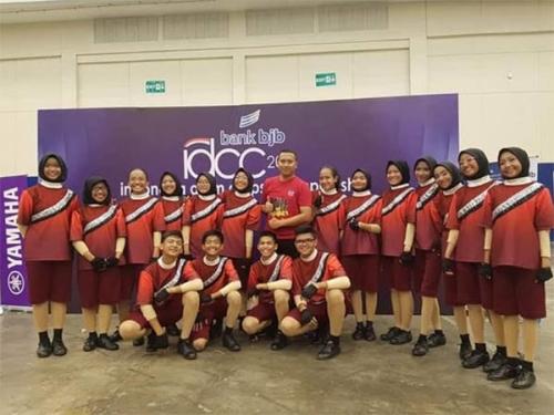 BCK Duri - Riau Borong Juara di Indonesia Drum Corps Champion - Banten 2018