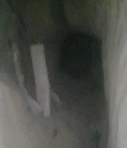 Pencuri Minyak CPI Ternyata Buat Terowongan Bawah Tanah di Dekat Mapolsek Tapung Hilir