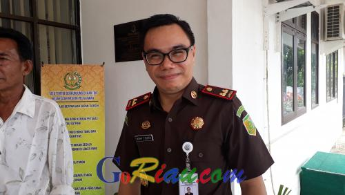 Kasus Karhutla PT SSS, Kejari Pelalawan Siapkan Berkas Dakwaan, Akhir November Sidang