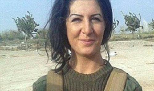 ISIS Janjikan Hadiah 1 Juta USD bagi yang Bunuh Gadis Cantik Ini