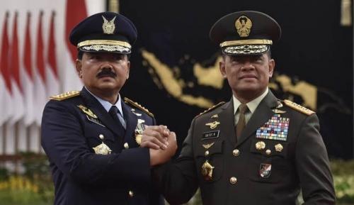 Panglima TNI Dikabarkan Batalkan Keputusan Jenderal Gatot Tentang Penghentian dan Pengangkatan dalam Jabatan