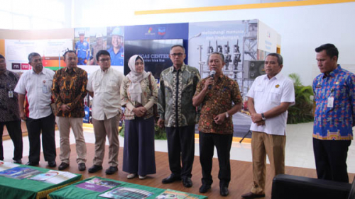 SKK Migas - Chevron - UIR Resmikan Migas Center Pertama di Riau