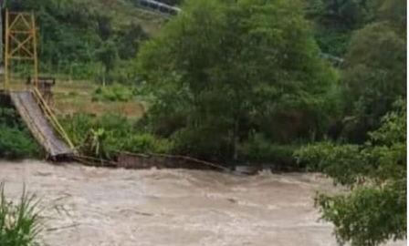 Jembatan Gantung Putus, 10 Remaja Tewas, Begini Kronologisnya
