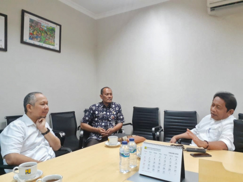 Kementerian PUPR RI Sarankan Pemprov Riau Gunakan Availability Payment untuk Membangun Daerah