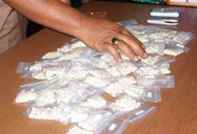 Berturut-turut, Polres Bengkalis Ringkus Pengedar Narkoba Antar Kabupaten