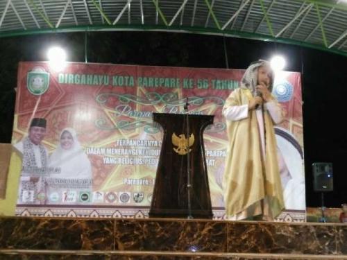 Mendengar Lantunan Ayat Suci Hafiz Cilik Syek Abdul Rasyid, Ribuan Jamaah Tablig Akbar di Pare-pare, Teteskan Air Mata