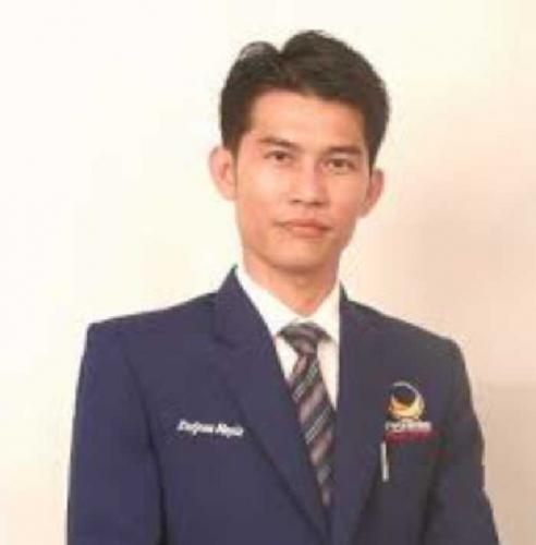 Kantongi SK DPP, Zulfan Hafiz Resmi Pimpin NasDem Pekanbaru