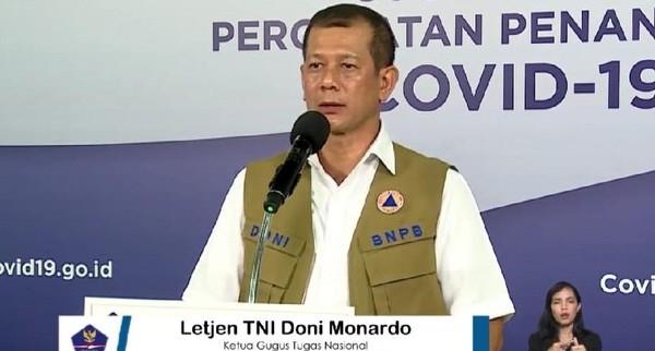 Dalam 7 Pekan, 1.214 Orang Positif Corona Tiba Indonesia, Padahal Pegang Surat Bebas Covid-19