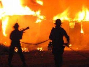 Kebakaran Pasar Sei Lala Hanguskan 7 Ruko