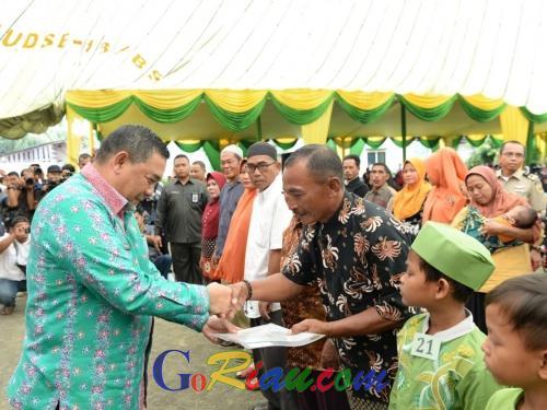 Wagubri Edy Nasution Ajak Masyarakat Riau Jaga Kekompakan Jelang Pemilu 2019