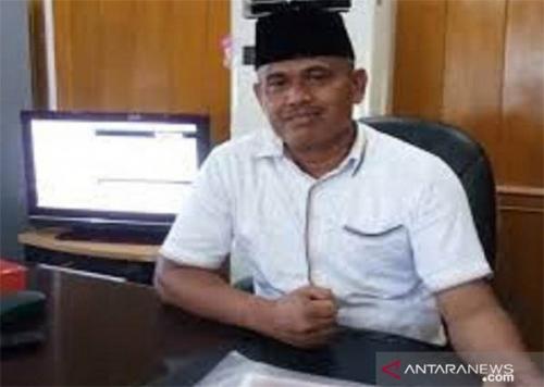 Alasan Kesehatan, Ketua DPRD Inhu Ajukan Surat Pengunduran Diri dari Jabatan