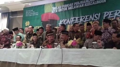 Ratusan Jenderal Purnawirawan Serukan Bela Kejujuran dan Keadilan Demi Selamatkan Kedaulatan Bangsa
