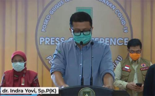 Indra Yovi: PSBB Bukan Berarti Lockdown Tetapi Menekankan Kedisiplinan