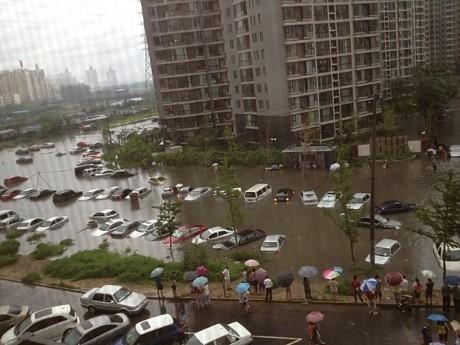 Puluhan Warga Ditemukan Tewas Saat Banjir Melanda Cina Selatan, Masih Banyak Lagi Yang Belum Ditemukan