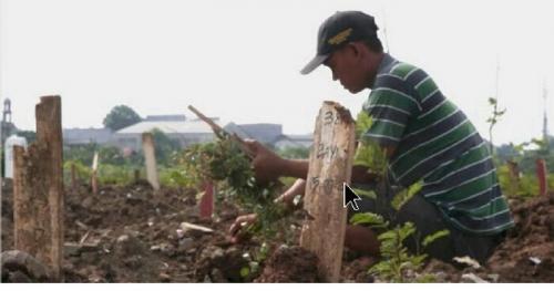 Ada-ada Saja, Ngaku Dapat Wangsit, Supriyanto Bongkar Makam untuk Hidupkan Ibunya Kembali