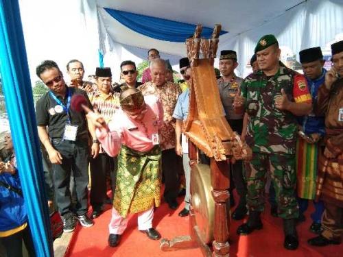 Resmi Dibuka, KONI Pekanbaru Sampaikan Tiga Poin Utama Pekanbaru Achievement Sports Tourism