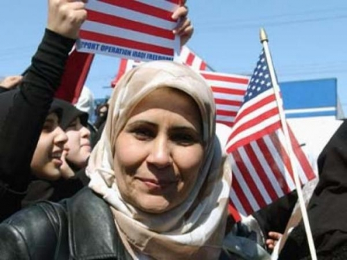 Perangi Sikap Anti Islam, Pemimpin Muslim AS Ajak Jamaahnya Ikuti Pemilihan Presiden Untuk Kalahkan Donald Trump