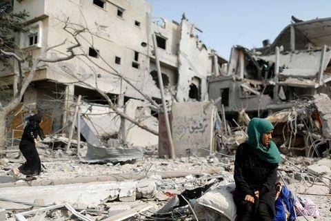 Perempuan Palestina: Kami Selalu Pertahankan Hijab dan Aqidah, Kalau Pun Mati, Kami Dalam Keadaan Aurat Tertutup