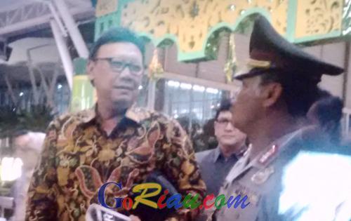 Mendagri: Satu Nama Sekda Riau Sudah Ditetapkan, Siapa Dia?
