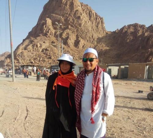 JCH Bengkalis Ziarah ke Tempat Bersejarah di Madinah
