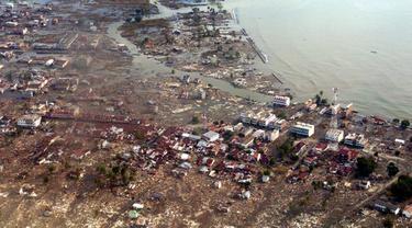 Gempa M 8,8 dan Tsunami 20 Meter Berpotensi Terjadi di Pantai Selatan Jawa, Ini Saran BMKG