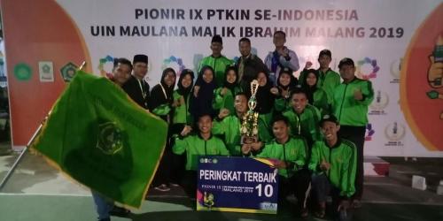 PIONIR X di UIN Malang, STAIN Bengkalis 10 Besar dari 58 PTKIN se-Indonesia