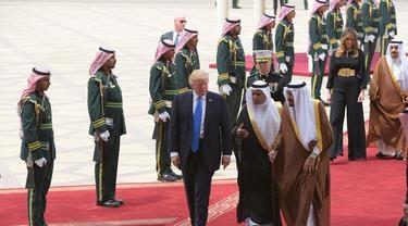 Arab Saudi Setujui Pasukan Amerika Jaga Keamanan Teluk Persia