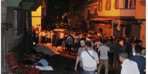 Korban Tewas Ledakan Bom di Pesta Pernikahan Jadi 30 Orang