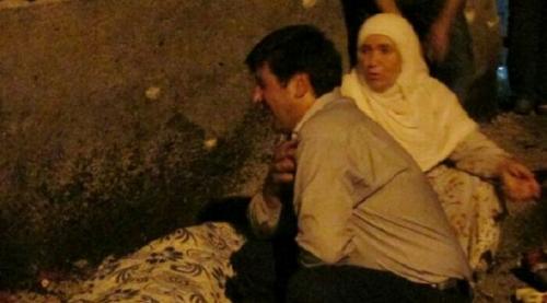 Bom Bunuh Diri Meledak di Pesta Pernikahan, 20 Tewas dan 94 Terluka