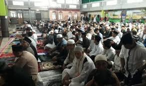 Jamaah DDII Shalat Idul Adha Hari Ini