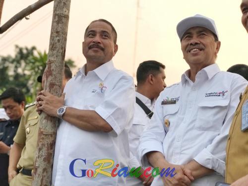 Menpar Arief Yahya Yakin Gubri Syamsuar Komitmen Tentang Pariwisata di Riau