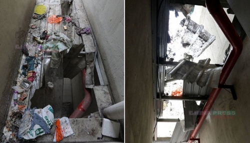 Setelah Lempar Putranya dari Lantai 10 Apartemen, Ibu di Malaysia Melompat bersama Putrinya