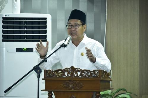 Meski Terpilih Kembali, Ketua DPRD Bengkalis Sampaikan Salam Perpisahan, Ini Alasannya