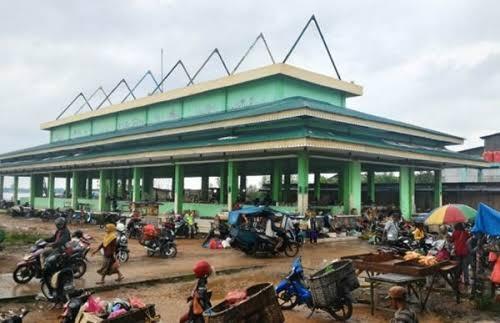 Lantai Dua Pasar Modern Selatpanjang akan Dijadikan Sentra Penjualan Produk UMKM