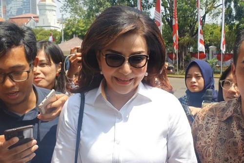 Setelah Mahfud MD, Giliran Bupati Cantik Ini Jumpai Jokowi di Istana Senin Pagi