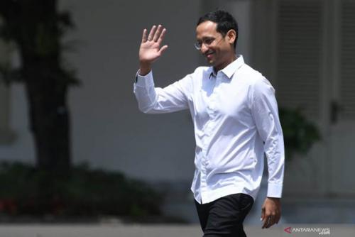 Tiba di Istana, Pendiri GoJek Nadiem Makarim: Saya Dipanggil Presiden