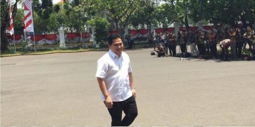 Ini 5 Calon Menteri yang Jumpai Jokowi di Istana Hingga Pukul 11.16 WIB
