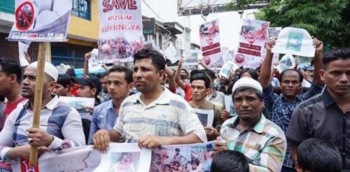 Muslim Rohingya Dibantai, Pemerintah Indonesia Langsung Bertindak