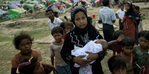 Umat Islam Myanmar Terus Dibantai, Menag Imbau Muslim Indonesia Shalat Gaib dan Baca Qunut Nazilah
