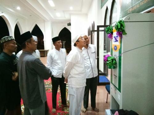 Semua Masjid se-Kabupaten Siak akan Miliki ATM Beras