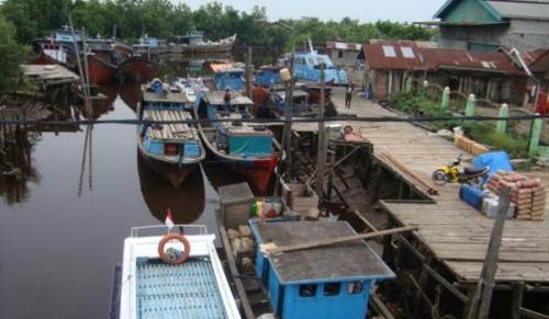 Pelabuhan tak Resmi di Riau Jadi Pintu Masuk Narkoba